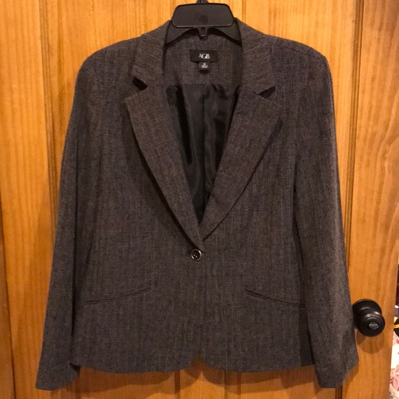 AGB Jackets & Blazers - AGB Suit Jacket